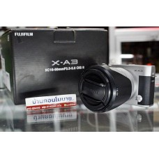 FUJI XA-3  16-50mm